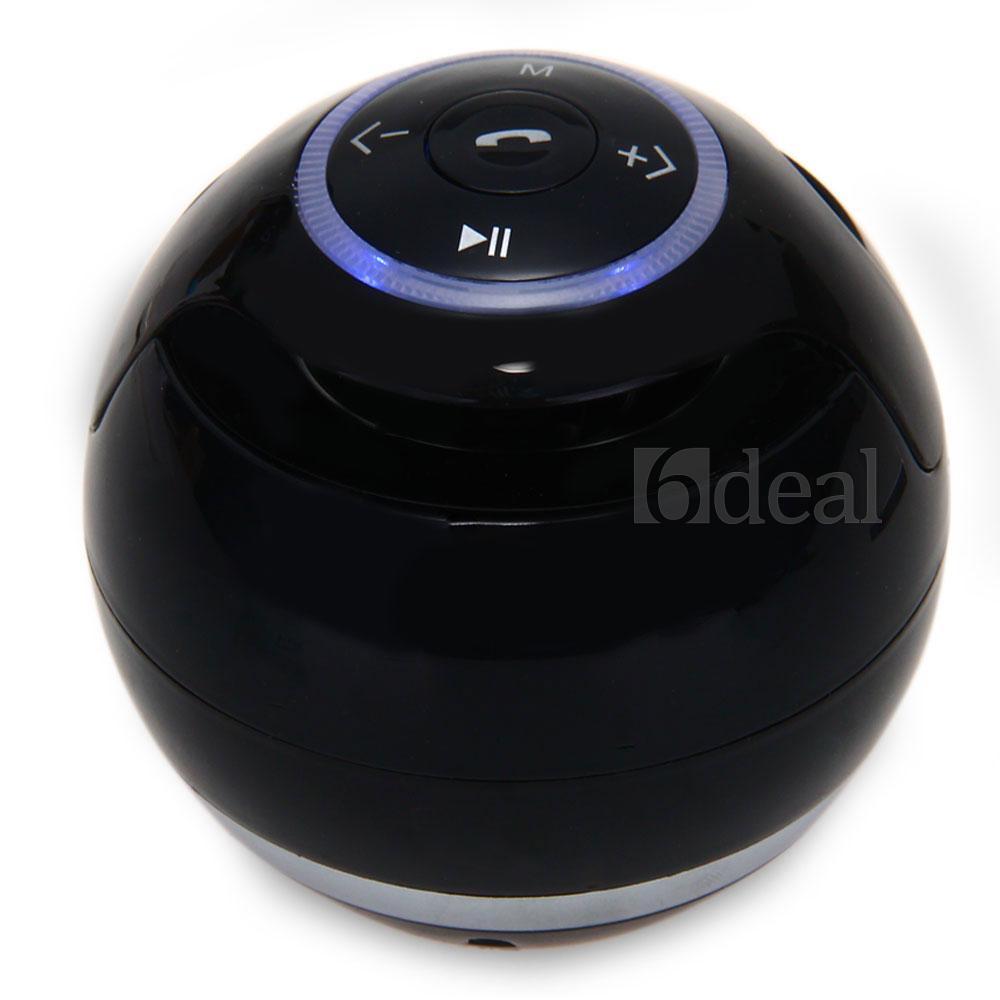 haut parleur bluetooth sans fil stéréo pour téléphone tablette pc