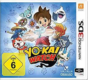 YO:KAI WATCH : [3DS] [import allemand]: Jeux vidéo
