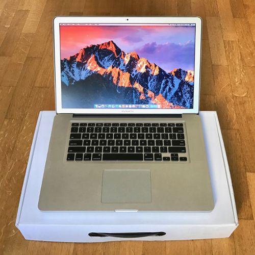 MacBook Pro 15″ Début 2011 pas cher Rakuten