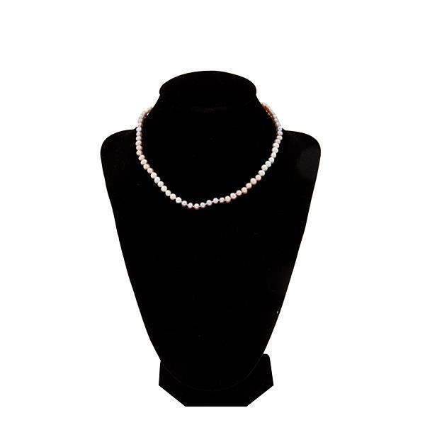 en Perles de culture Multicolores Collier pour enfant de perles