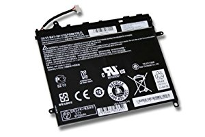 vhbw Batterie 9700mAh (3,7 V) pour tablette Acer Iconia Tab A510, A700