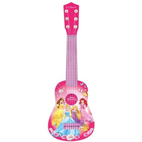 Ma première guitare Disney princesses LEXIBOOK pas cher à prix