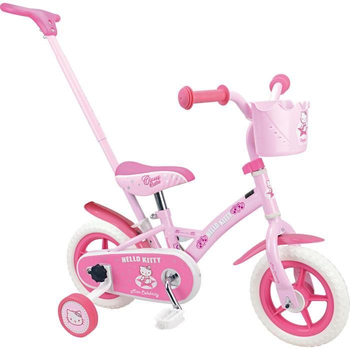 HELLO KITTY Vélo 2/3 ans Enfant Prix pas cher Cadeaux de Noël