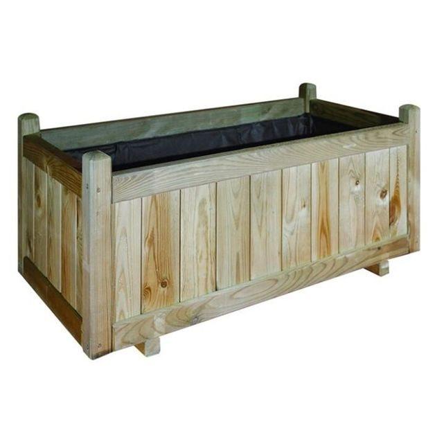 jardiniere en bois topiwall. Black Bedroom Furniture Sets. Home Design Ideas