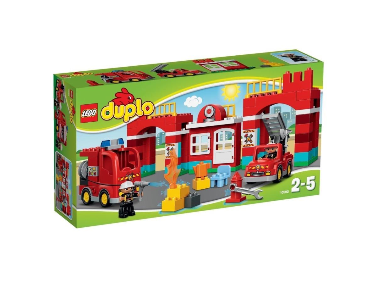 LEGO® DUPLO® 10593 Feuerwehr Hauptquartier NEU NEW OVP MISB