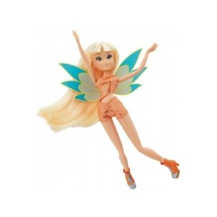 Winx Club Charmix Fairy Stella Poupée, 28cm Achat / Vente poupée