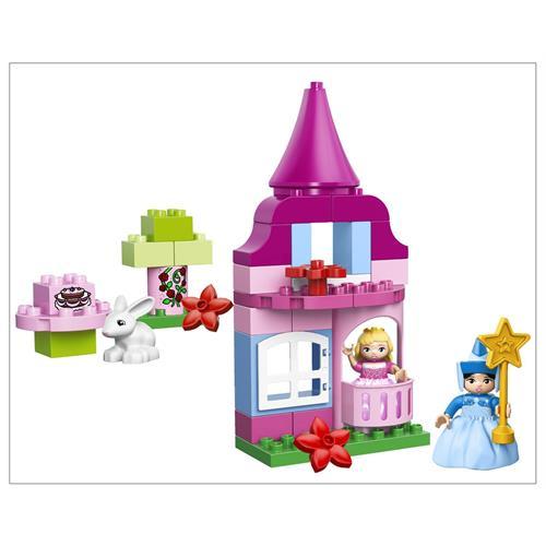 Lego 10542 DUPLO La Belle au bois dormant et sa fée