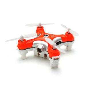 Cheerson CX 10C Mini Drone RC Quadcopter RTF caméra 0