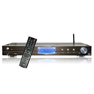DNT IPdio Tune Tuner Radio Internet Tuner FM, WiFi, lecteur de cartes