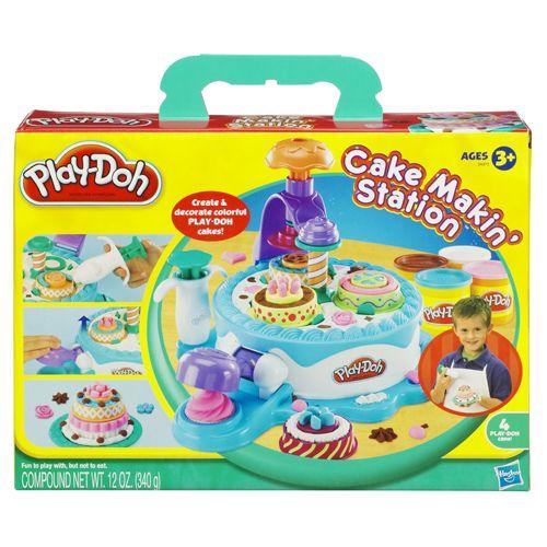 Play Doh Le Petit Patissier