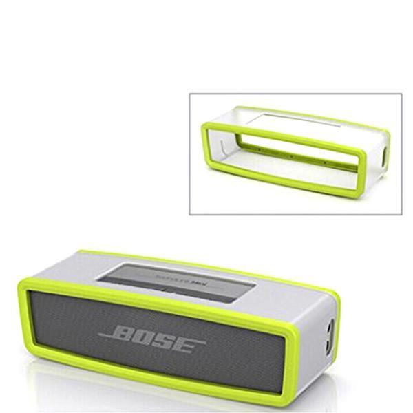 Housse TPU Gel Souple pour Bose Soundlink Mini Bluetooth Speaker (Vert