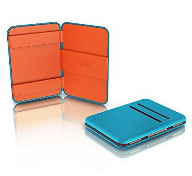 Magic Sherbet Luxe portefeuille / porte carte de crédit / pince à