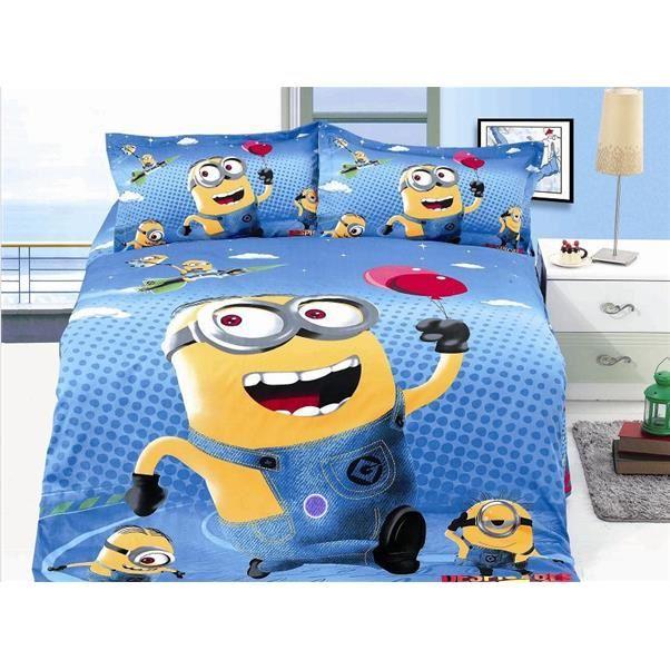 parure de lit enfant topiwall. Black Bedroom Furniture Sets. Home Design Ideas