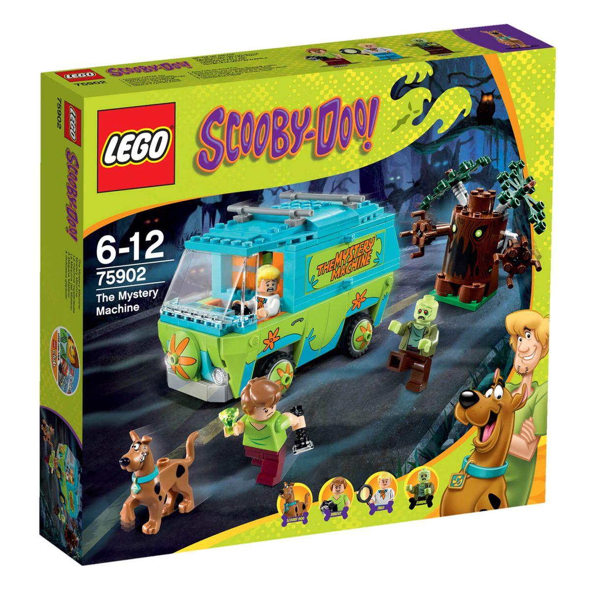 image Lego 75902 Scooby Doo : La machine mystérieuse LEGO