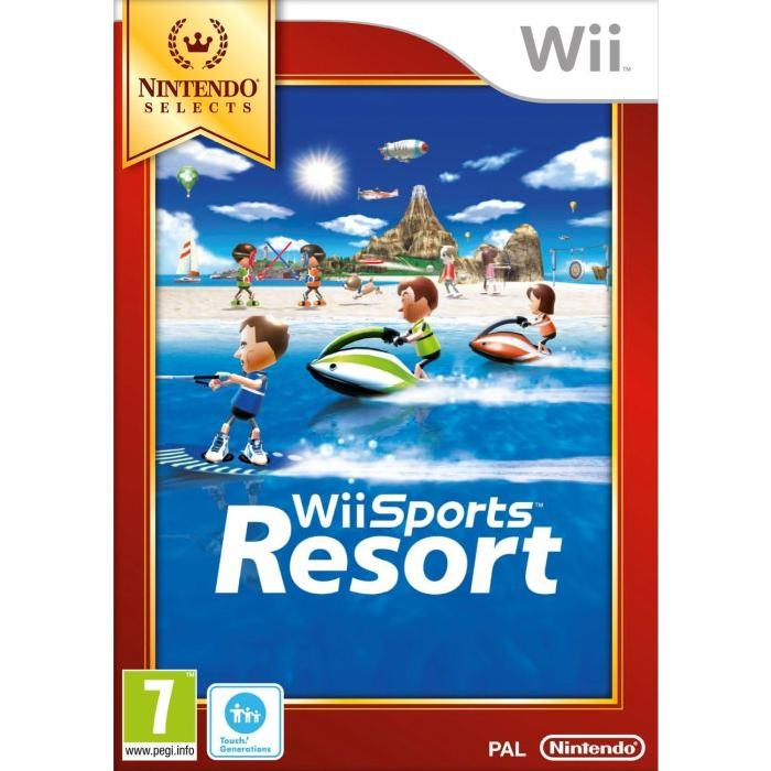 Wii Sports Resort Selects Jeu Wii Achat / Vente jeux wii WII SPORTS
