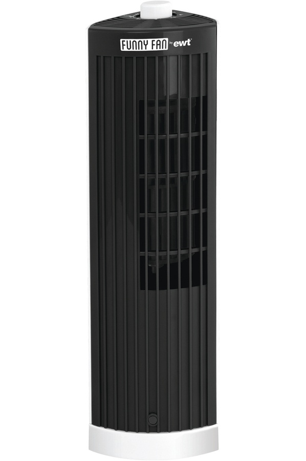 Ventilateur Ewt FUNNY FAN BLACK FUNNY FAN (4141083)
