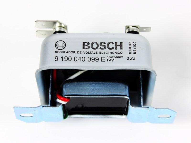 Bosch Régulateur de charge Dynamo VW Bus T1 Coccinelle Porsche 911