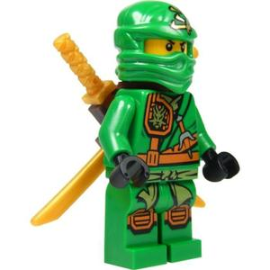 FIGURINE PERSONNAGE LEGO® Ninjago Minifigure Lloyd with Zukin