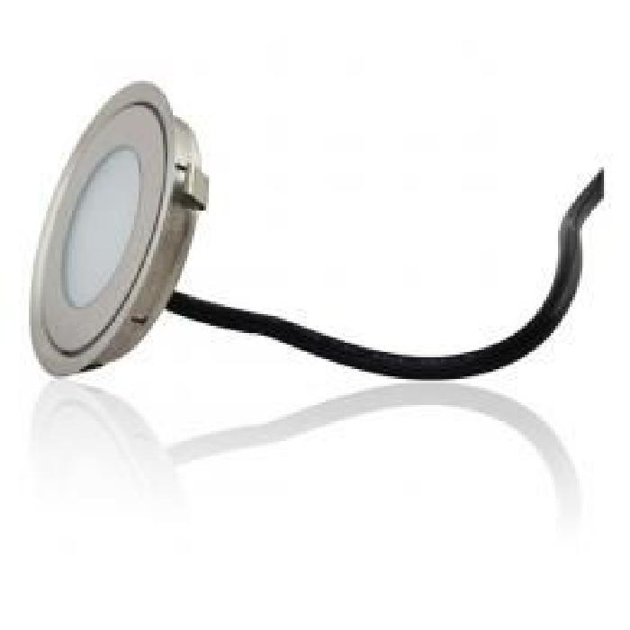 Mini spot LED encastrable rond ultra plat Achat / Vente Mini spot