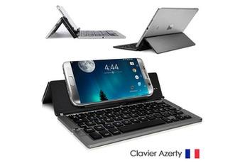 Clavier pour tablette Clavier Universel Azerty Bluetooth, Pliable