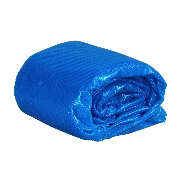 bâche a bulles 400 microns piscine ovale 9.10×4.60 Achat / Vente