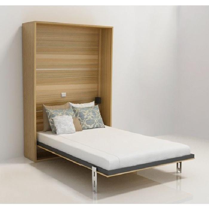 de petits espaces est à votre portée grâce à ce lit escamotable