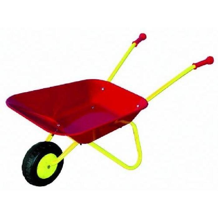 BROUETTE EN MÉTAL POUR ENFANTS Achat / Vente jardinage brouette