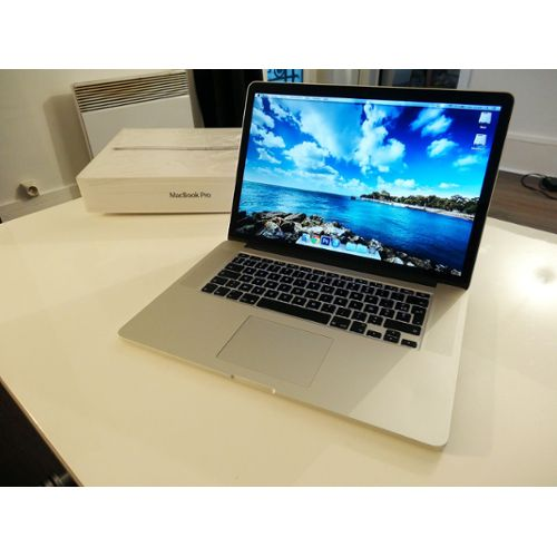 Apple Macbook Pro Retina mi 2012 15″ Intel Core i7 pas cher