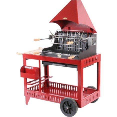 Barbecue au charbon de bois LEMARQUIER Mendy |