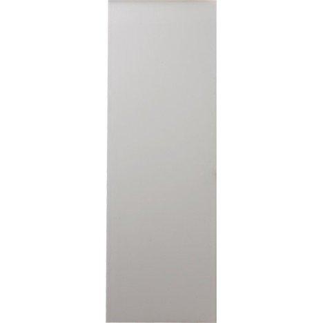 Porte coulissante isoplane à peindre, 204 x 73 cm |