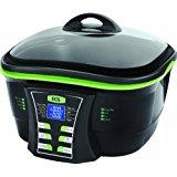 ECG MH 178, 1500W, Casserole 9 fonctions : cuisson lente, hot pot