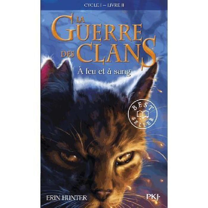La guerre des clans Tome 2 Achat / Vente livre Erin Hunter Pocket