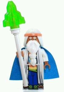 Lego THE Movie Minifigure Vitruvius From SET 70809 NEW
