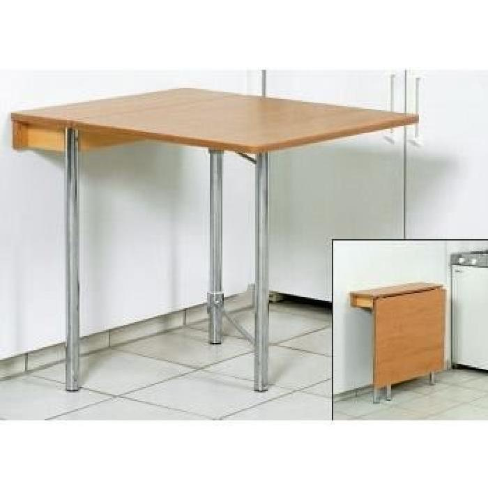Table rabattable rectangulaire SUMATRA Achat / Vente table de