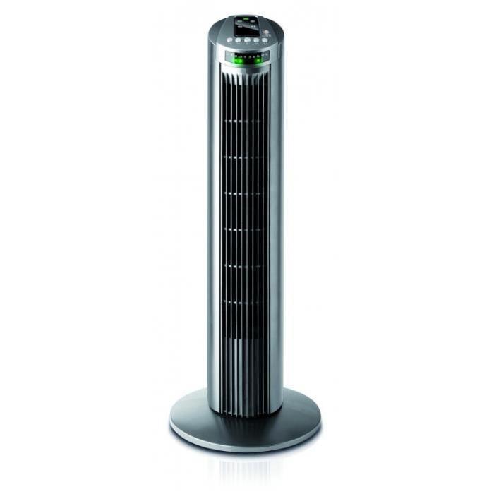 télécommande toutes fonctions et rangement Hauteur colonne : 74 cm