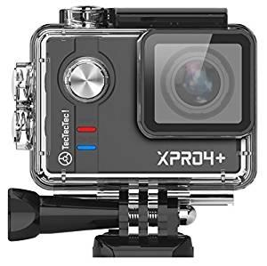 Caméra Sport 4K Ultra HD Camera Sport étanche Wifi Cameras de Sport