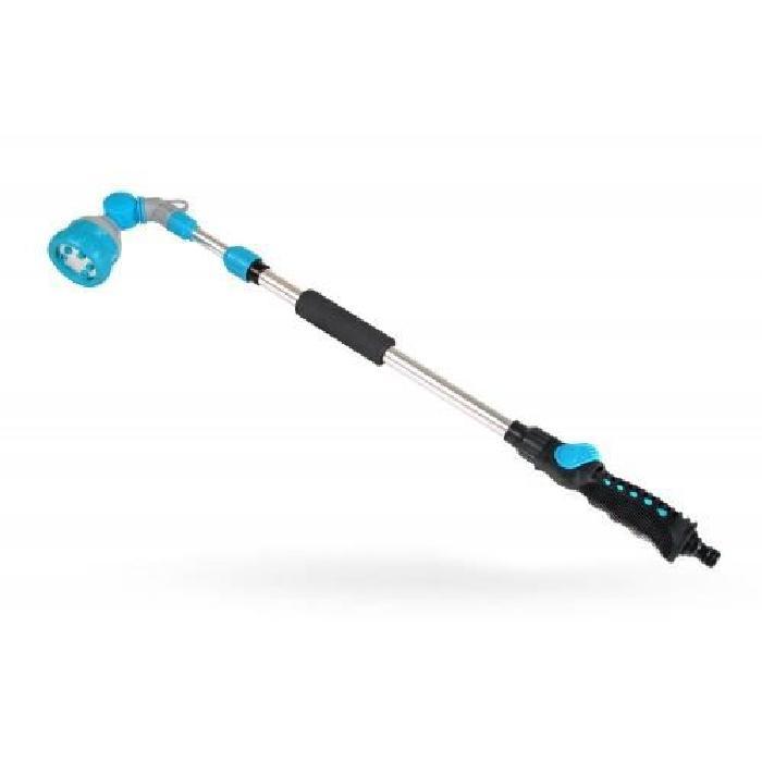 New lance de pulvérisation à long bras à action télescopique. S