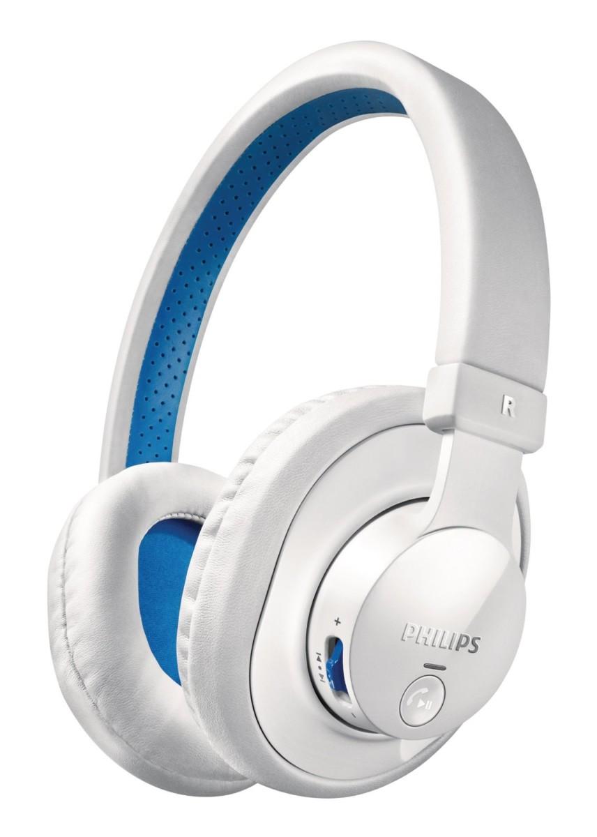 Philips SHB9100 Casque stéréo Bluetooth 3.0 avec fonction prise d