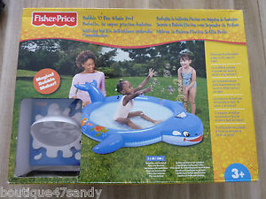 PRICE PISCINE GONFLABLE PATAUGEOIRE A SOUFFLERIE A BULLES 142X132X30CM