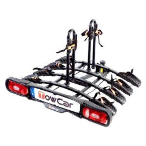 Towcar Porte vélos B4 pour 4 vélos pas cher Achat / Vente Porte