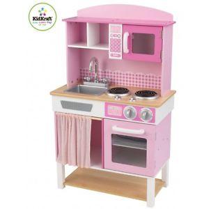 Cuisine Home cooking KidKraft en bois