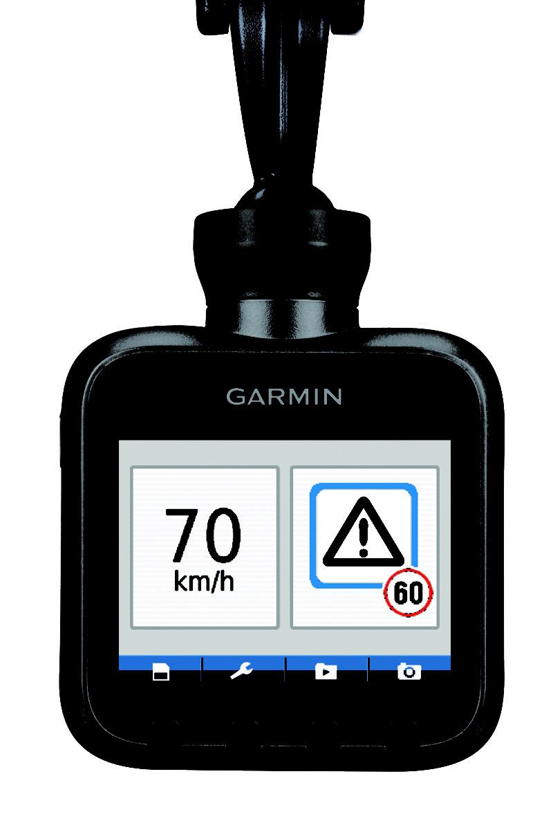 Garmin Dash Cam 20 Enregistreur de conduite vidéo avec fonction GPS
