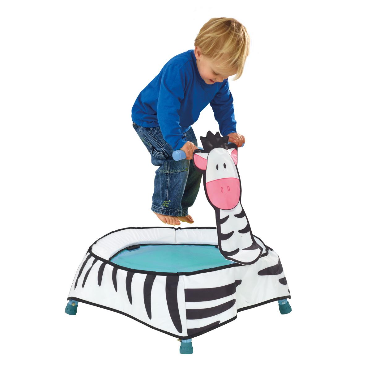 Trampoline Enfant Zebra Worlds Apart