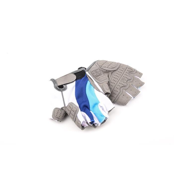 XCSOURCE gants pour cyclisme , rondonné à vélo,moto,Demi doigt et
