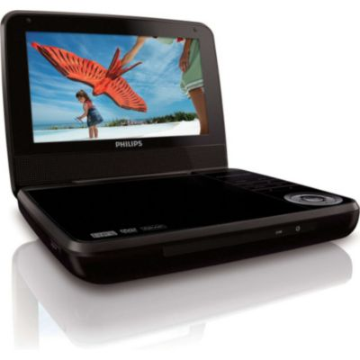 Lecteur DVD portable Philips PD7001B