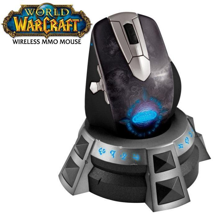 SOURIS Steelseries Wireless World of Warcraft