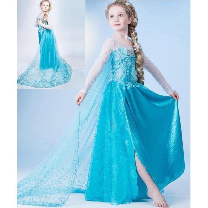 Robe princesse 8 ans pas cher