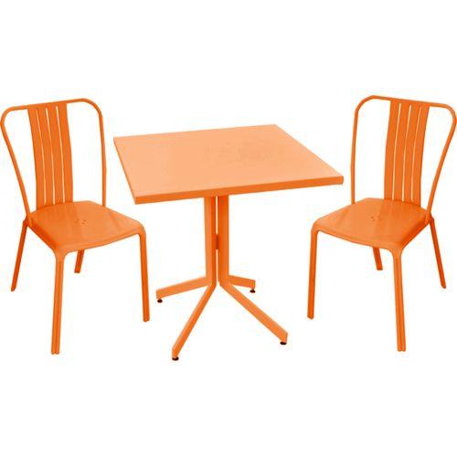 Proloisirs Ensemble table et chaises en aluminium Urban pas cher