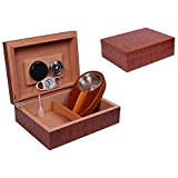 Cave a cigare 30 cigares loupe + 2 accessoires