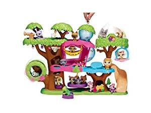 Littlest Pet Shop 326851480 Mini Poupée L'Arbre des Petshop